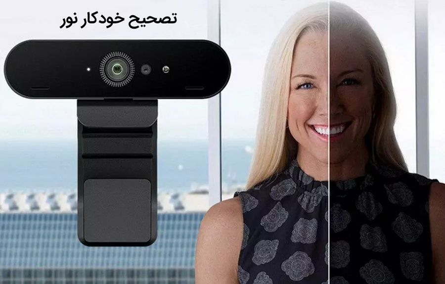 Logitech BRIO-Webcam-Automatic-low-light-correction